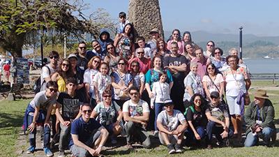 Inscreva-se na excursão para Colônia de Ubatuba, com visita à Flip