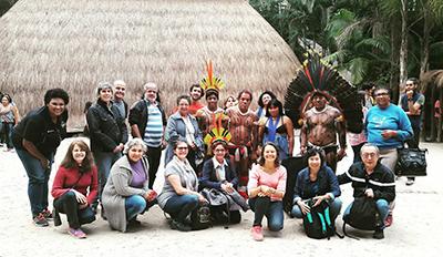 Associados visitam Toca da Raposa no APCEF nos Passos da Cultura