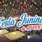 APCEF/SP – Festa Junina 2017 no clube