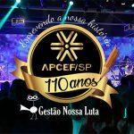 Evento APCEF 110 ANOS