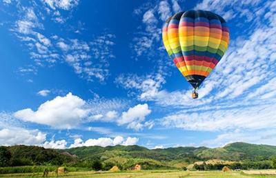 APCEF Indica: voo de balão com desconto especial
