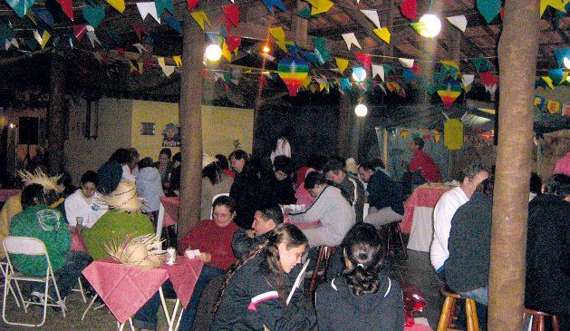 #tbt – Festa Julina na Colônia de Suarão