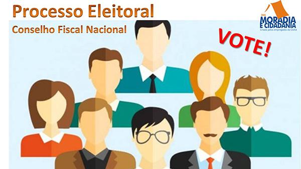 Começa votação para o Conselho Fiscal Nacional da Moradia e Cidadania