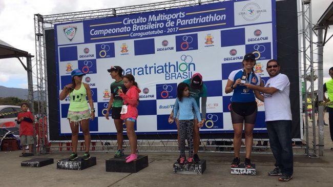 Atleta da delegação da APCEF/SP investe no triathlon