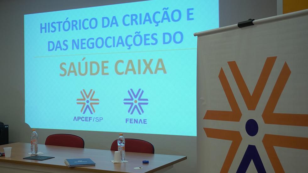 APCEF/SP promove hoje (22) encontro sobre Saúde Caixa