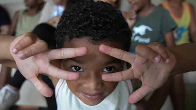 Movimento solidário ajuda Lar das Crianças