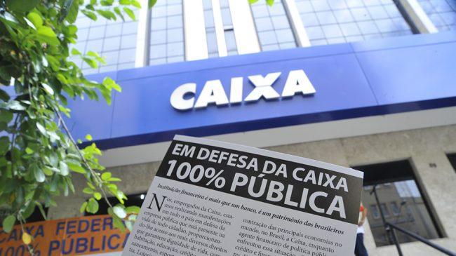 Privatização da Caixa pode ser anunciada até o fim do ano