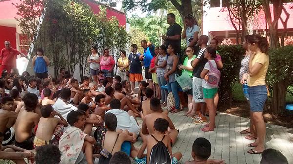 ONG Moradia e Cidadania promove semana especial para crianças