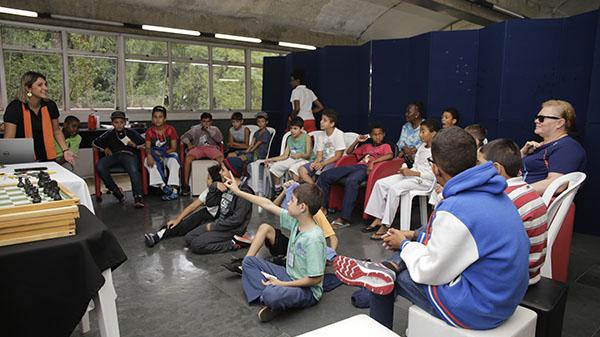 ONG Moradia e Cidadania convida para primeira simultânea do Projeto Xadrez