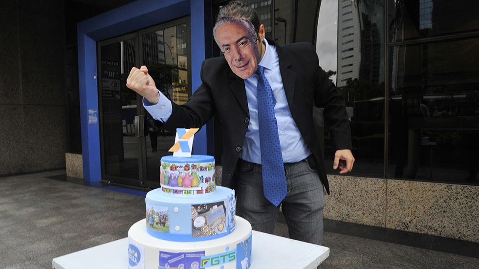 Banqueiros salivam pela privatização da Caixa para este ano