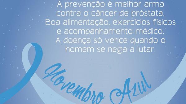 Saúde não rima com preconceito! Fenae e Apcefs apoiam Novembro Azul