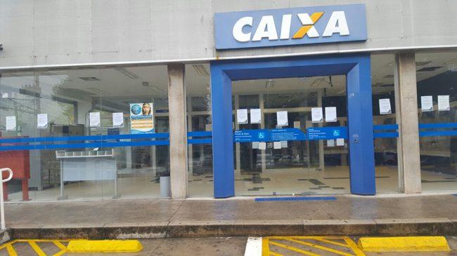 Justiça condena Caixa por prática antissindical na greve de 2015