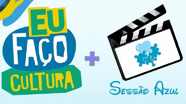 Brasília, São Paulo e Santos recebem Sessão Azul do Eu Faço Cultura