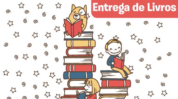 Empregados da Caixa levam 2 mil livros às escolas públicas do DF