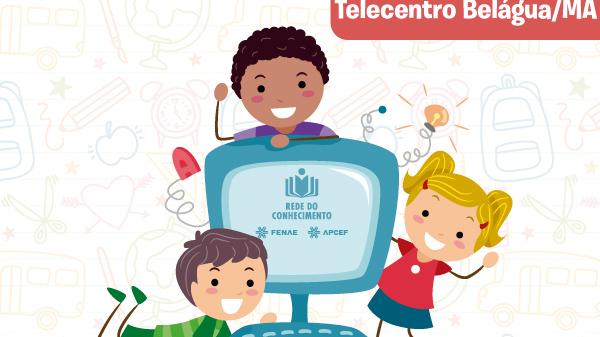 Movimento Solidário inaugura telecentro em Belágua
