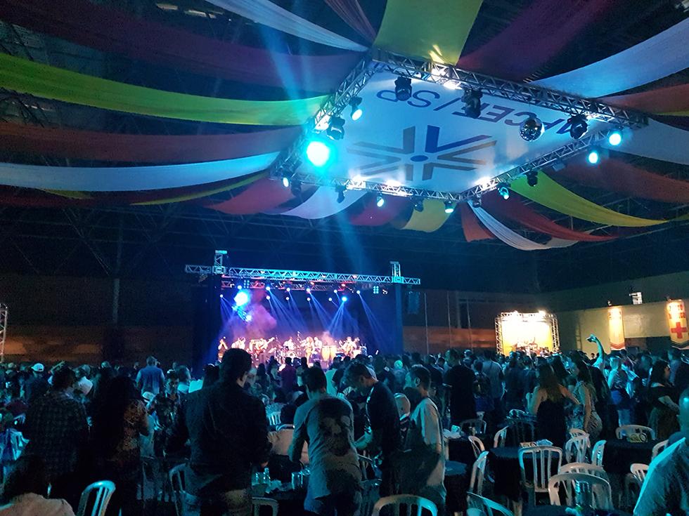 Confira vídeo da 21ª Festa do Chope no clube da APCEF/SP