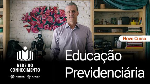 Rede do Conhecimento oferece curso de Educação Previdenciária
