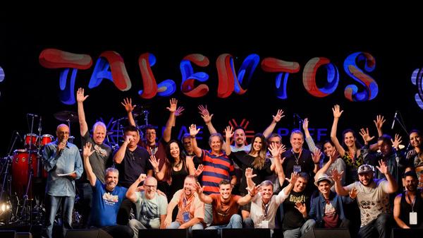 Em noite de festa, foram conhecidos os 12 finalistas do concurso de Música do Talentos Fenae/Apcef
