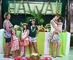 Festa do Havaí em Suarão