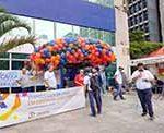 Caixa 100% Pública – Ato na Av. Paulista – Aniversário da Caixa