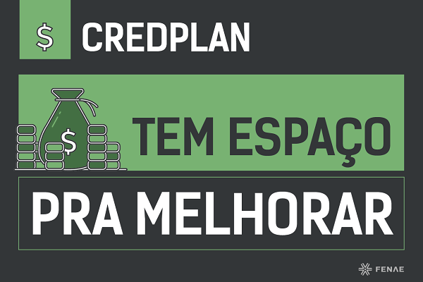 Fenae reivindica melhorias no CredPlan