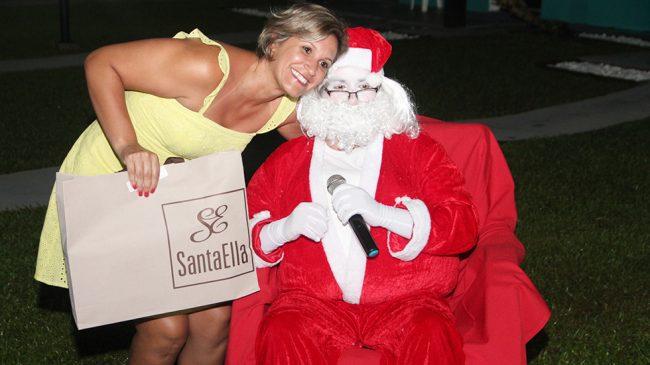 Natal cheio de alegria nas Colônias da APCEF/SP