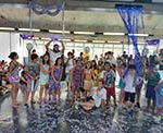 Carnaval no clube