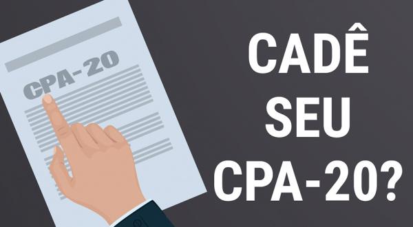Caixa ainda não respondeu sobre ampliação de prazo para que empregados apresentem certificados de CPA