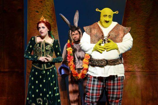 #APCEFIndica Shrek, O Musical TYA, em Santos