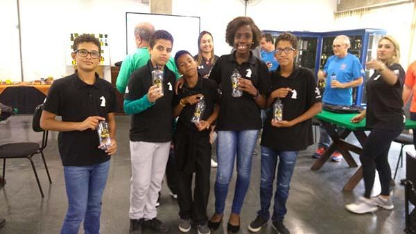 APCEF/SP sedia Campeonato Paulista de Menores de xadrez