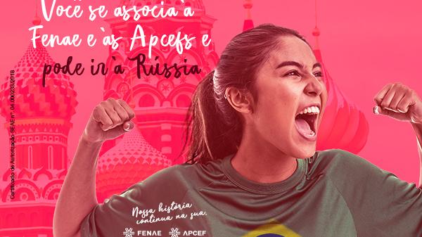 Mais um sorteio da campanha de associação da Fenae e Apcefs será realizado nesta quarta