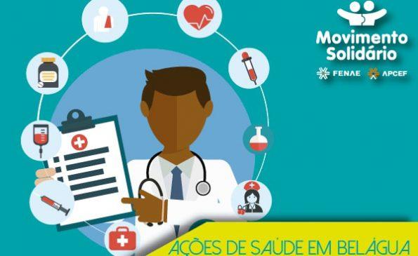 Comunidades de Belágua (MA) recebem ações de saúde