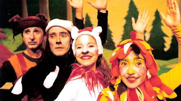 #APCEFIndica a peça Os Saltimbancos, no Teatro Ruth Escobar, na capital