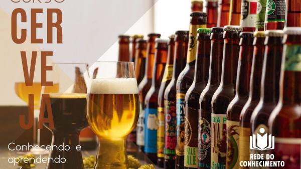 Rede do Conhecimento oferece curso sobre cervejas artesanais