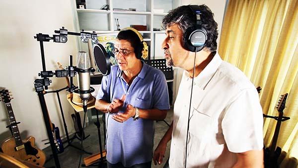 Associado da APCEF/SP canta com Zeca Pagodinho e lança trabalho autoral