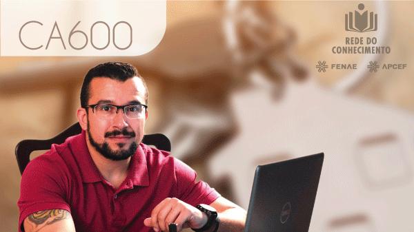 CA 600 é o mais novo curso da Rede do Conhecimento