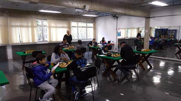 Torneio Preparatório de Xadrez da APCEF/SP tem mais uma rodada