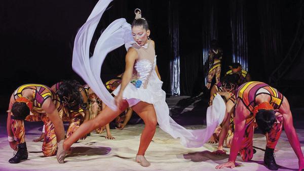 #APCEFIndica: Circo Spacial  Especial Dia das Mães por R$ 15