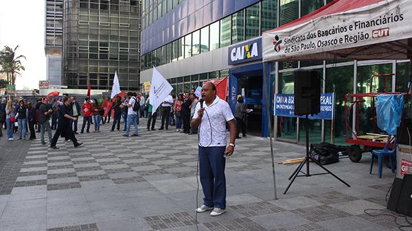 Campanha Nacional é lançada na Avenida Paulista