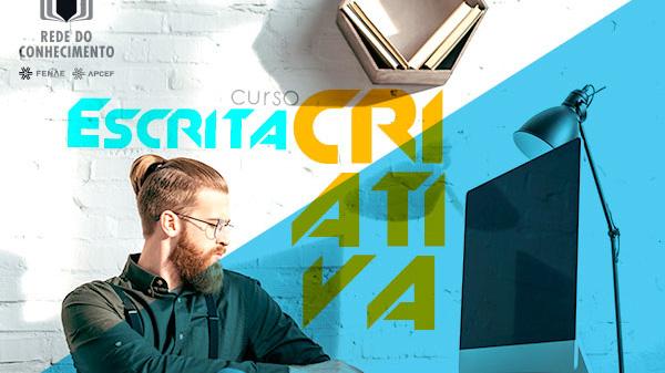 Escrita Criativa é o mais novo curso da Rede do Conhecimento
