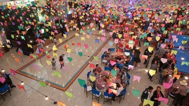 Espaço de eventos da APCEF/SP recebe festa da SR Paulista