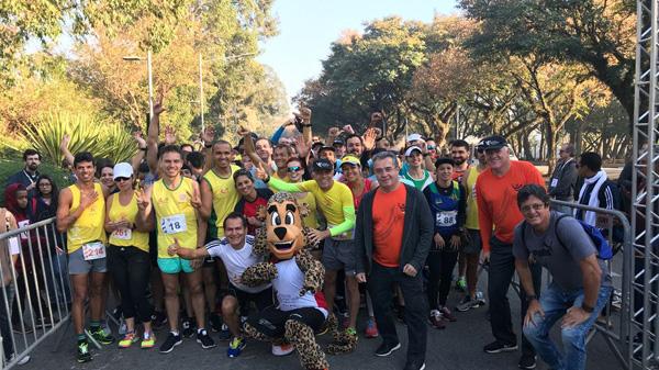 Corrida rústica deu início aos Jogos Fenae 2018. E tem vencedor de São Paulo!