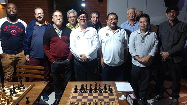APCEF/SP e Sindicato dos Bancários realizam amistoso de xadrez