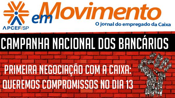 Confira a edição n. 1.272 do jornal APCEF em Movimento