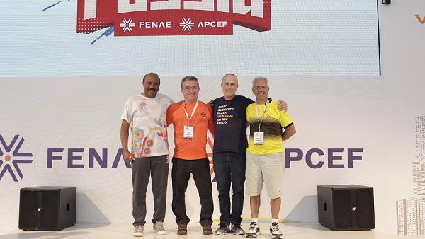 Associada da APCEF/SP é terceira colocada no Bolão da Rússia