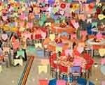 Festa Julina da SR no Centro de Eventos (clube)