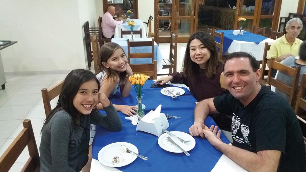 Comemore o Dia dos Pais na Colônia de Avaré