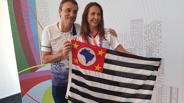 Quarto dia dos Jogos Fenae 2018 tem medalhas para São Paulo