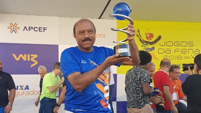 APCEF/SP é vice-campeã dos Jogos da Fenae 2018
