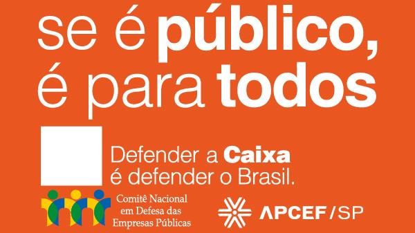 Alerta do congresso sobre drible do governo para privatizar já foi denunciado por entidades em ação judicial
